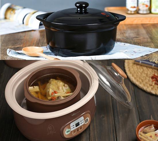 砂锅与电炖锅哪个好