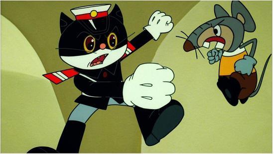 《黑猫警长》
