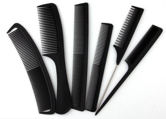 碳纤维梳子