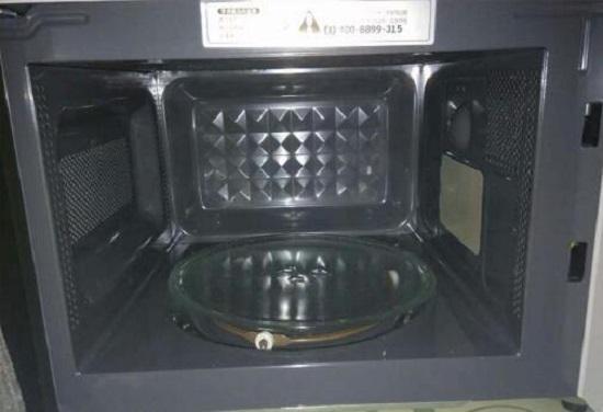 微波炉的加热腔结构