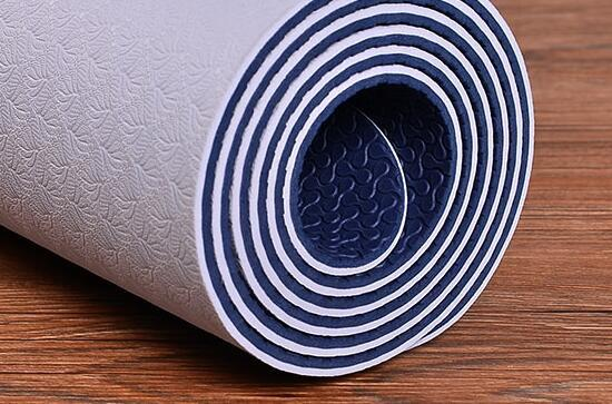 瑜伽垫的厚度