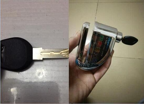 内铣牙钥匙