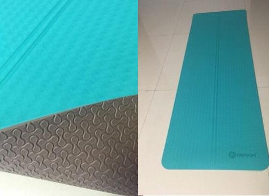 瑜伽垫的材质图片