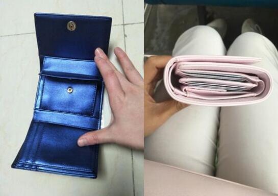 折叠式钱包
