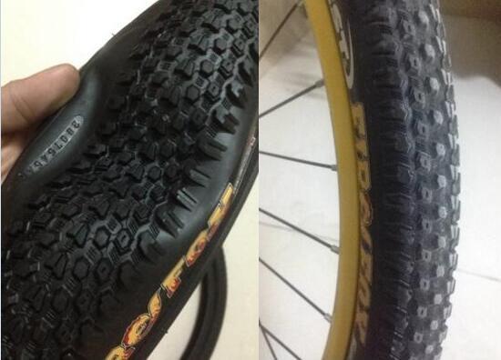 休闲型自行车车胎