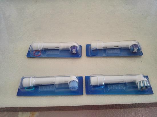 欧乐B的P600电动牙刷
