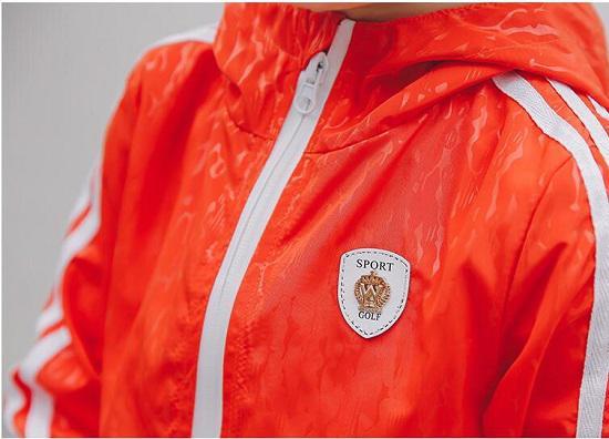 人造纤维面料的外套