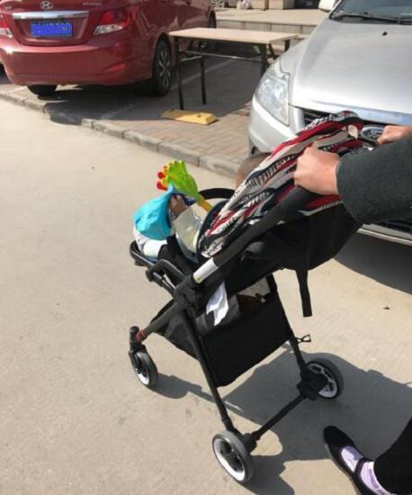 爱贝丽(ibelieve)婴儿推车