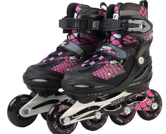 若喜士Moody 4.0儿童轮滑鞋
