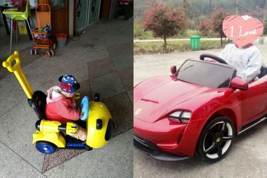 如何选购儿童电动车