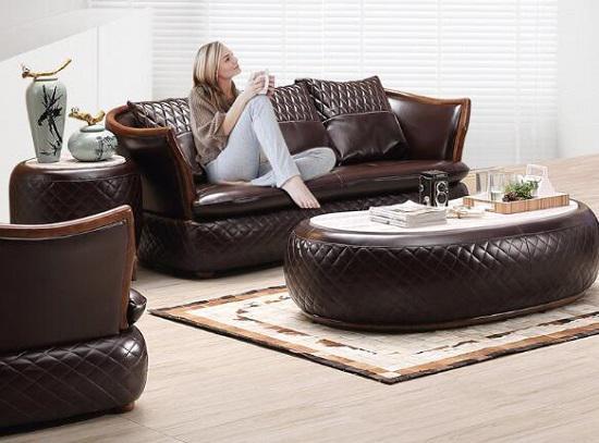 皮沙发更耐用