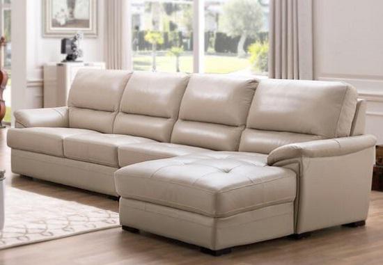皮沙发更易保持清洁