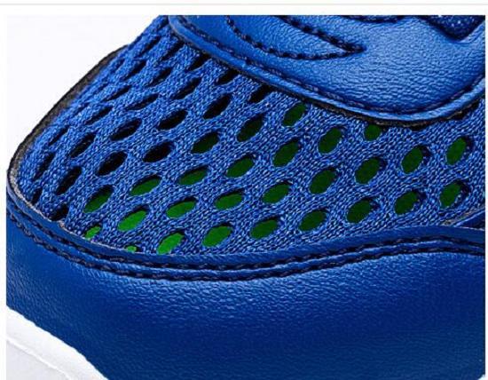 单层网格鞋面