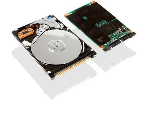 固态硬盘和机械硬盘对比