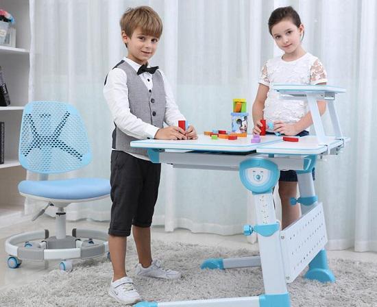 一款不到1500元的全能型儿童写字桌