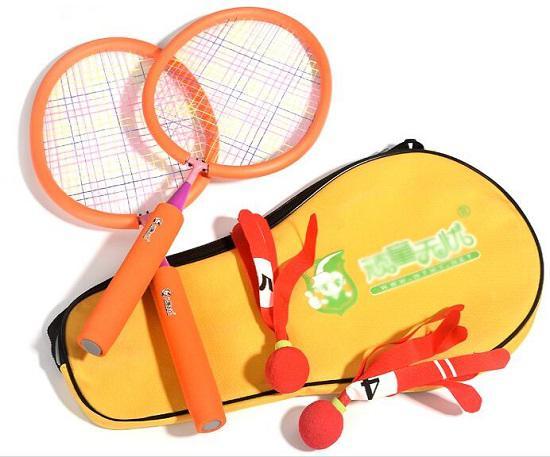 儿童娱乐性羽毛球拍