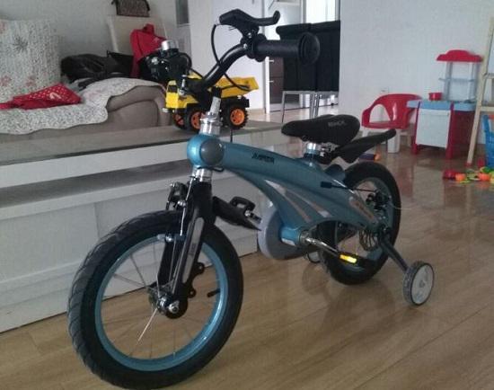 健儿儿童自行车
