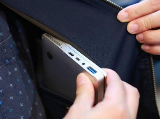 GPD口袋笔记本电脑可以装到口袋里的电脑
