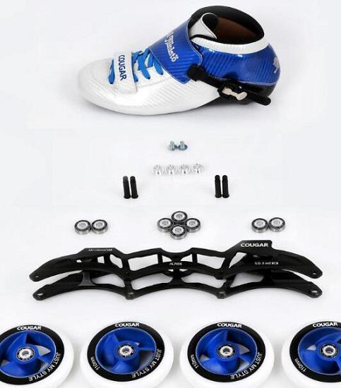 美洲狮速滑鞋(SR-11,国礼款)
