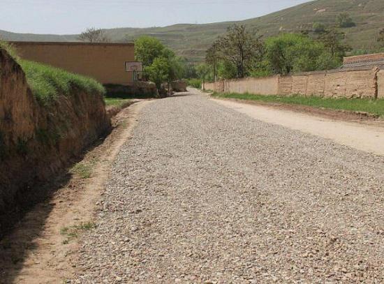泥士路和砂子路
