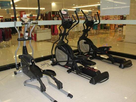 椭圆机、跑步机、动感单车的体能消耗情况