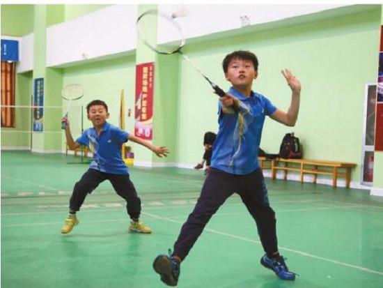 适合孩子的球类运动