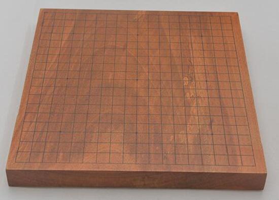 围棋棋具之实木棋盘