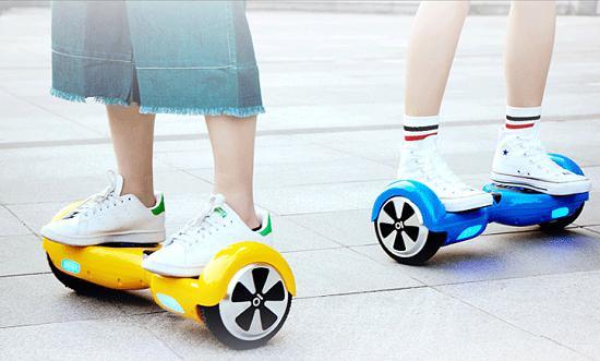 双轮电动平衡车