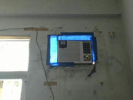 窗式移动空调