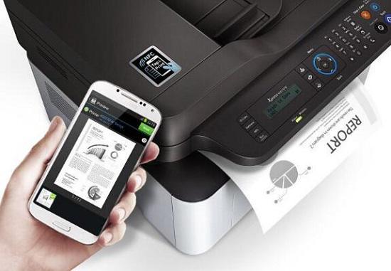 手机打印功能