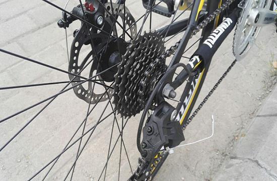 自行车链轮