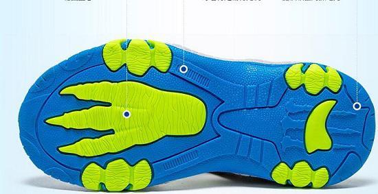 儿童沙滩鞋的鞋底材料