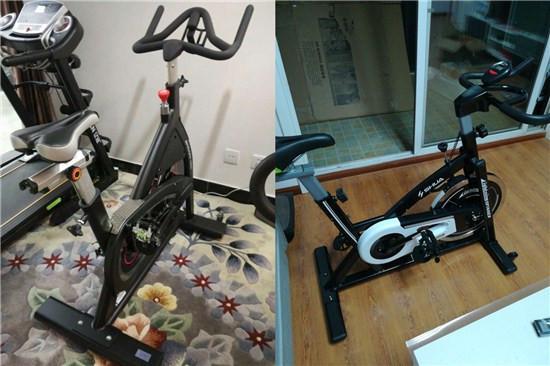 商用动感单车和家用动感单车