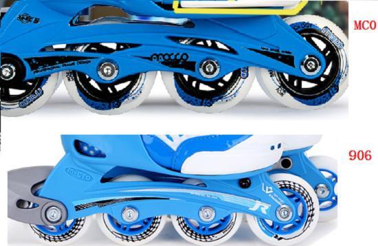 米高MC0和米高906的轮子、轴承和刀架