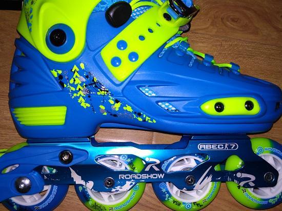乐秀RX1S轮滑鞋购买和使用感受