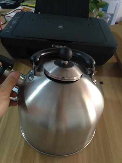 容量为6L的烧水壶