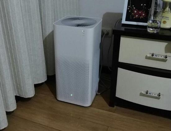 小米空气净化器2使用感受