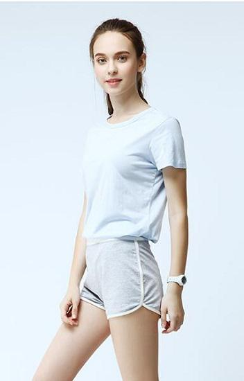 夏季女士运动短裤网购有感