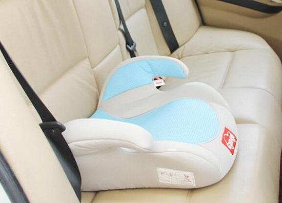 大孩子要不要继续使用安全座椅