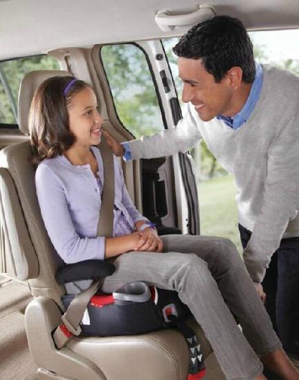 增高垫式安全座椅