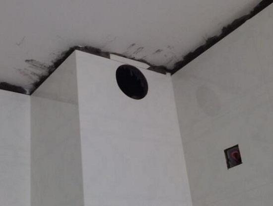 自已动手更换卫生间老式换气扇