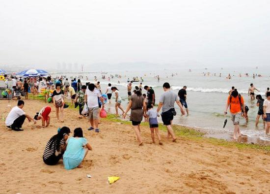 昌黎黄金海岸和青岛金沙滩哪个更好