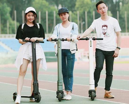 女士电动滑板车选购要点