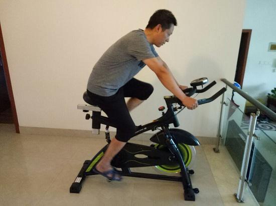 动感单车坐姿匀速骑有效果吗