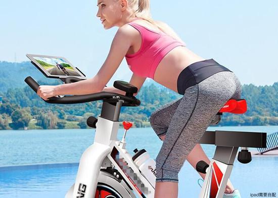 坐姿骑行动感单车