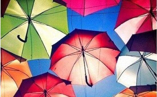 晴雨伞和遮阳伞有何不同