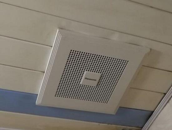自带防蚊网的换气扇