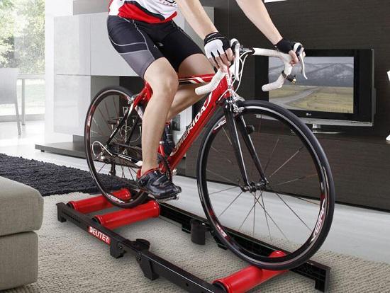 滚筒式自行车骑行台