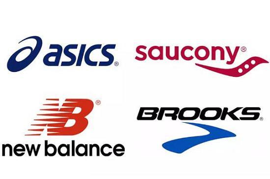 跑步鞋四大品牌