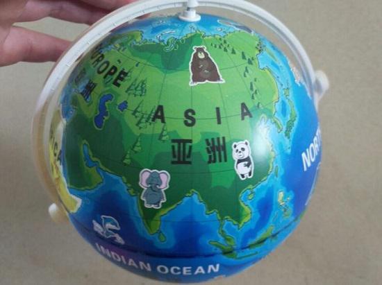 AR地球仪和普通地球仪哪个更好